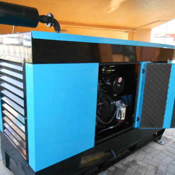 Blue-industrial-genset-filter