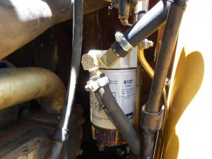 installed-fuel-filter-kit-for-cat