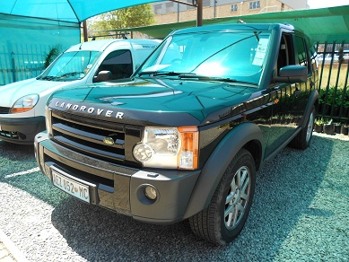 Land Rover Discovery 3 TD V6