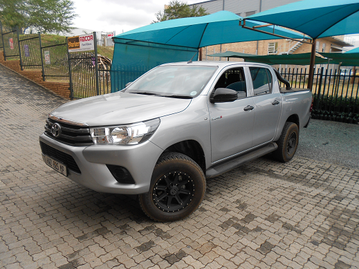 Toyota Hilux 2.4 GD-6